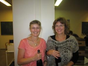 Birthe & Susan - nr. 4 i D-rækken i parturneringen