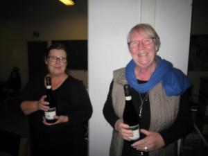 Inger & Marianne - nr. 4 i C-rækken i parturneringen
