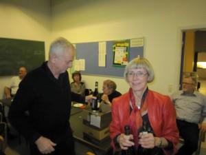 Bjarne & Anne Grethe - nr. 2 i IMP-parturneringen i A-rækken