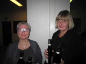 Susanne & Kirsten - nr. 3 i C-rækken i IMP-parturneringen