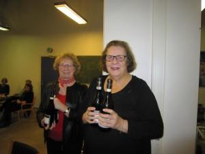 Lene & Anne - nr. 2 i C-rækken i IMP-parturneringen
